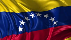 indicateur Venezuela illustration stock