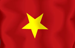 indicateur Vietnam Photo stock