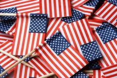 Indicateurs américains Images stock