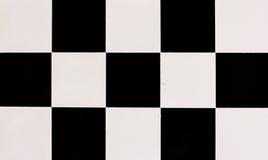 Indicateurs Checkered photo stock