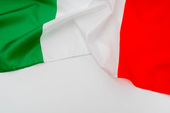Indicateurs de l'Italie Photo stock