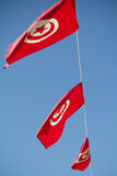 Indicateurs de la Tunisie Photographie stock