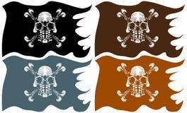 Indicateurs de pirate Photo stock