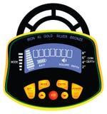 Indicator metal detector Stock Photo
