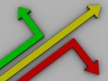 Indicatore Fotografie Stock
