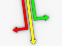 Indicatore Fotografia Stock Libera da Diritti