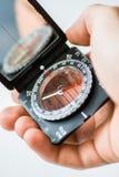 Indicatore della bussola Fotografia Stock Libera da Diritti