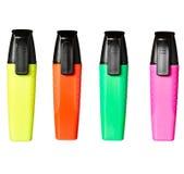 Indicatore della matita di colore Fotografia Stock