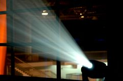 Indicatore luminoso 1 del punto fotografie stock