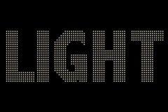 Indicatore luminoso Immagini Stock