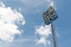 Indicatore luminoso 2 di sport Fotografia Stock
