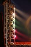 Indicatore luminoso Fotografia Stock Libera da Diritti
