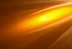 Indicatore luminoso ambrato Fotografie Stock Libere da Diritti