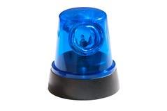 Indicatore luminoso blu Immagini Stock
