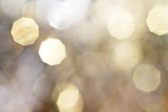 Indicatore luminoso Defocused fotografia stock libera da diritti