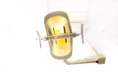 Indicatore luminoso del dentista Fotografie Stock