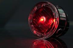 Indicatore luminoso del LED Fotografia Stock Libera da Diritti