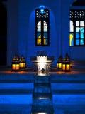 Indicatore luminoso del Marocco Immagini Stock