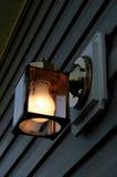 Indicatore luminoso del portico fotografie stock libere da diritti