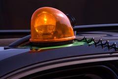 Indicatore luminoso del tetto Fotografia Stock Libera da Diritti