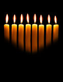 Indicatore luminoso del Torah immagine stock libera da diritti