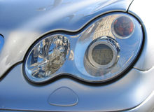 Indicatore luminoso dell'automobile Immagini Stock Libere da Diritti