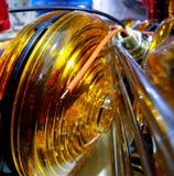 Indicatore luminoso della coda Fotografia Stock