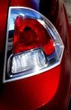 Indicatore luminoso della coda Fotografia Stock Libera da Diritti