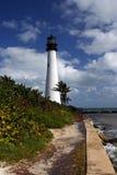 Indicatore luminoso della Florida del capo Fotografia Stock Libera da Diritti