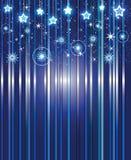 Indicatore luminoso delle stelle Immagini Stock
