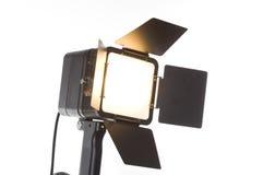 Indicatore luminoso dello studio Fotografie Stock Libere da Diritti