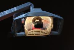 Indicatore luminoso dentale Fotografia Stock Libera da Diritti