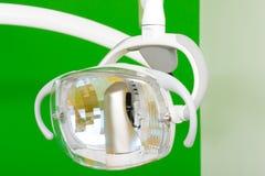 Indicatore luminoso dentale fotografie stock