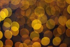 Indicatore luminoso di Bokeh Fotografia Stock Libera da Diritti