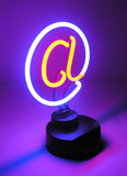 Indicatore luminoso di comunicazione Fotografia Stock
