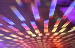 Indicatore luminoso di Discoball Fotografie Stock Libere da Diritti