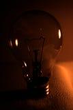 Indicatore luminoso di lampadina Immagine Stock