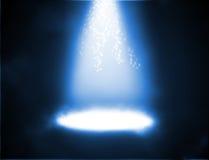 Indicatore luminoso di scena Fotografie Stock