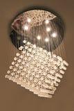 Indicatore luminoso di soffitto Fotografia Stock Libera da Diritti