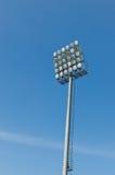 Indicatore luminoso di sport Fotografia Stock Libera da Diritti