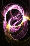 Indicatore luminoso di turbine royalty illustrazione gratis