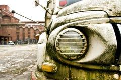 Indicatore luminoso di vecchio camion Immagine Stock Libera da Diritti