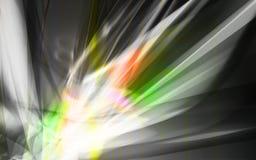Indicatore luminoso e tecnologia illustrazione di stock