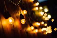 Indicatore luminoso esterno Fotografie Stock