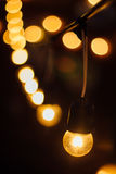 Indicatore luminoso esterno Fotografia Stock Libera da Diritti