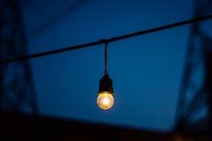 Indicatore luminoso esterno Immagini Stock Libere da Diritti