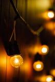 Indicatore luminoso esterno Fotografie Stock Libere da Diritti