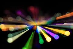 Indicatore luminoso fioco fotografia stock libera da diritti