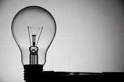 Indicatore luminoso incandescente Fotografia Stock Libera da Diritti