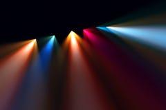 Indicatore luminoso luminoso di scena Fotografia Stock Libera da Diritti